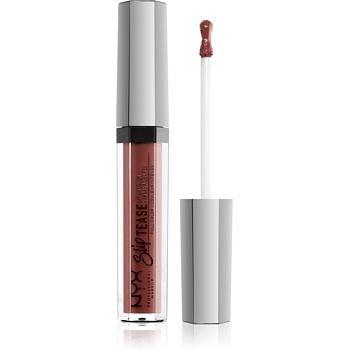 NYX Professional Makeup Slip Tease vysoce pigmentovaný lak na rty odstín 24 Decadent 3 ml