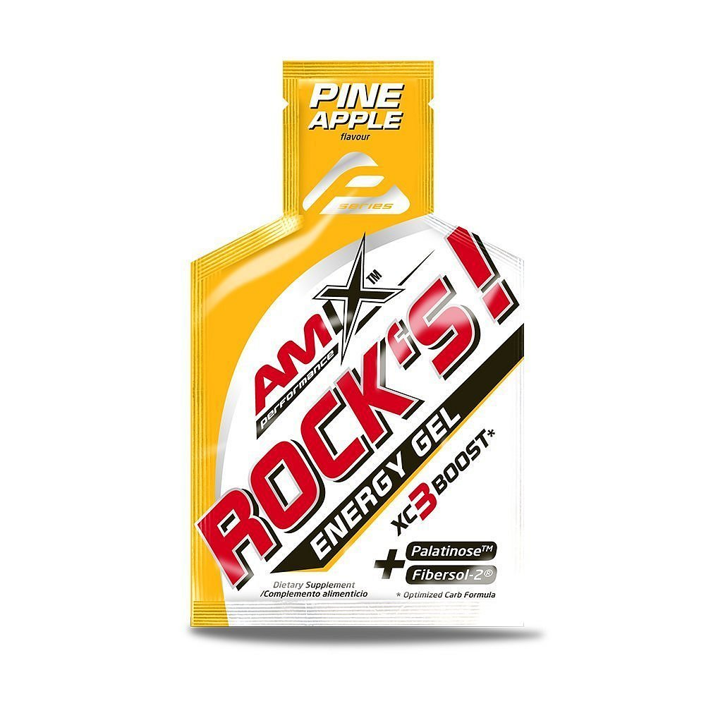 Rock's Energy Gel Pineapple 32g