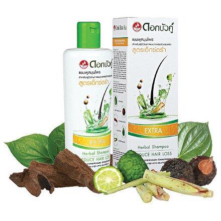 Twin Lotus Extra - šampon proti vypadávání vlasů - 300ml