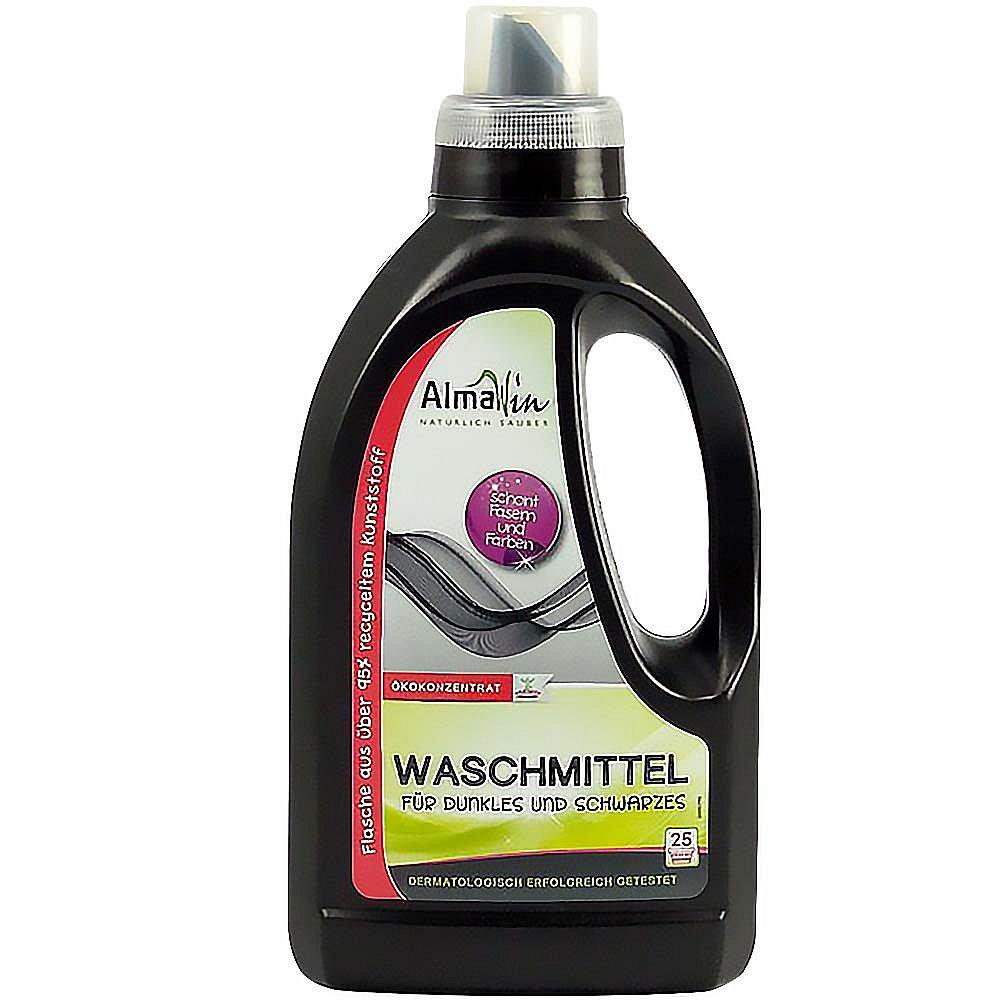 ALMAWIN Tekutý prací gel na tmavé a černé prádlo 750 ml