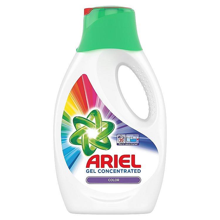 Ariel Color tekutý prací prostředek, 20 praní 1100 ml