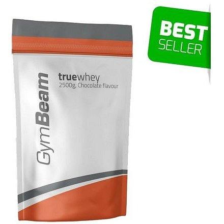 GymBeam True Whey Protein chocolate cherry 2500g