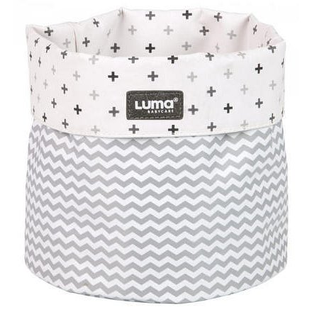 Odkládací košík LUMA Mixed White