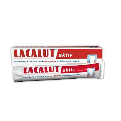 Lacalut Aktiv zubní pasta 75ml