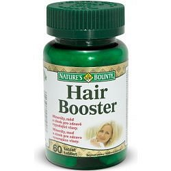 Nature's Bounty Hair booster tablety 60