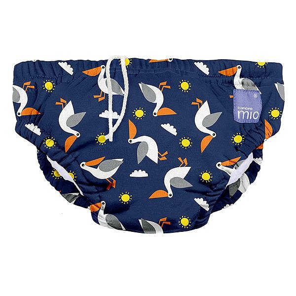 Bambino Mio Kojenecké plavky Pelican pier vel.L 1ks