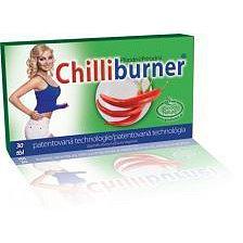 Chilliburner - podpora hubnutí tablety 30ks