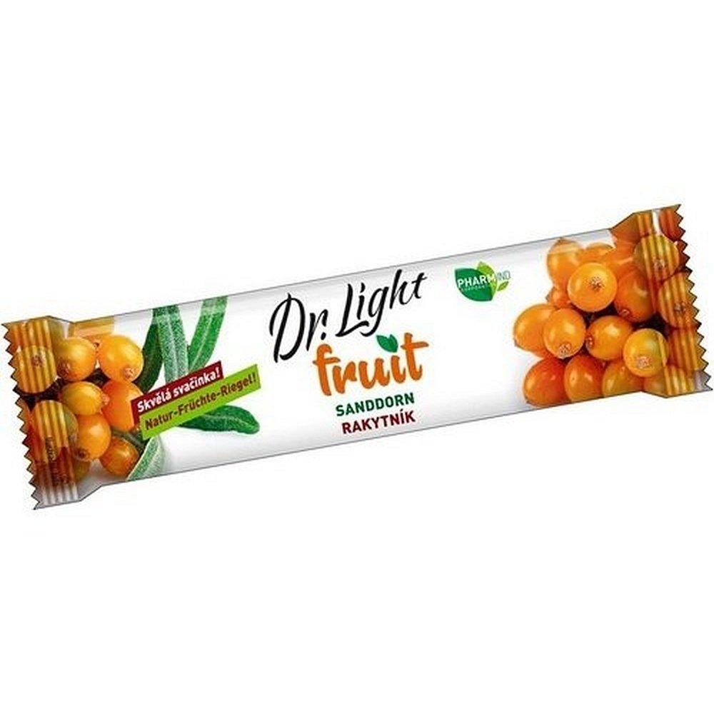 DR. LIGHT FRUIT Ovocná tyčinka Rakytník 30 g