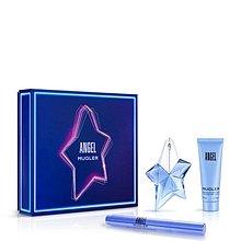 Thierry Mugler Angel Dárková sada dámská parfémovaná voda 25 ml, tělové mléko 50 ml a miniaturka ( parfémované pero ) dámská parfémovaná voda 7 ml
