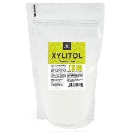 Allnature Xylitol - březový cukr 500g