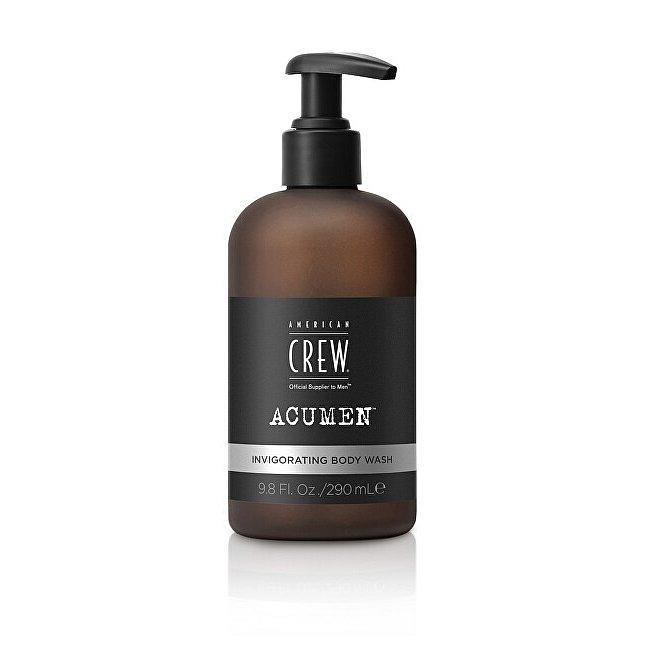 American Crew Osvěžující sprchový gel Acumen  290 ml