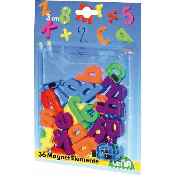 Lena Magnetická písmena malá