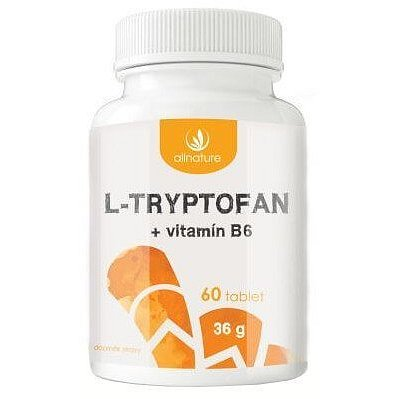 Allnature L-tryptofan 60 tablet