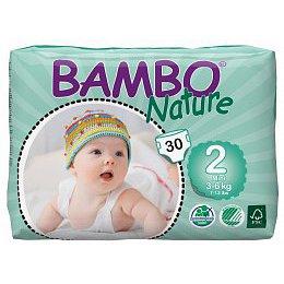 BAMBO Nature Mini plen.k. 3-6kg 30ks