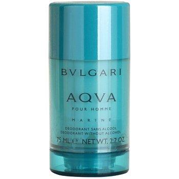 Bvlgari AQVA Marine Pour Homme deostick pro muže 75 ml