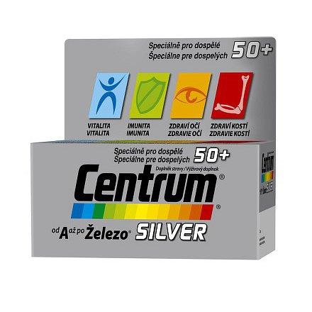 Centrum SILVER s Multi-Efektem tablety 100