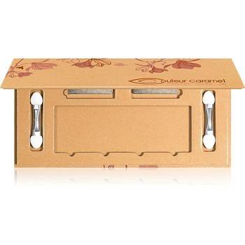 Couleur Caramel Box prázdná magnetická paletka pro dekorativní kosmetiku velikost M 1 ks