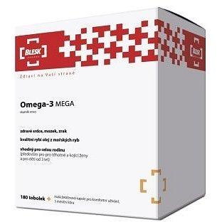 BLESK Omega-3 MEGA 180 tobolek