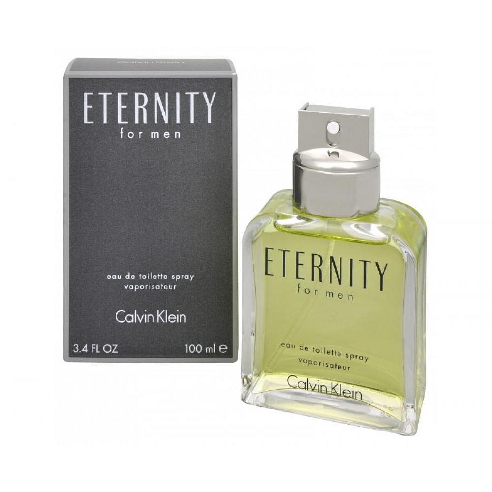CALVIN KLEIN Eternity For Men Voda po holení 100 ml