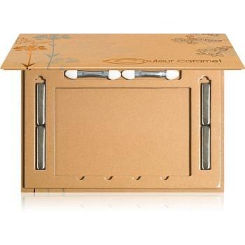 Couleur Caramel Box prázdná magnetická paletka pro dekorativní kosmetiku velikost XL 1 ks