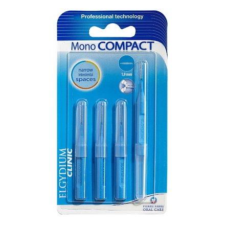 Elgydium Clinic Mono Compact mezizubní kartáčky 1.9mm 4ks