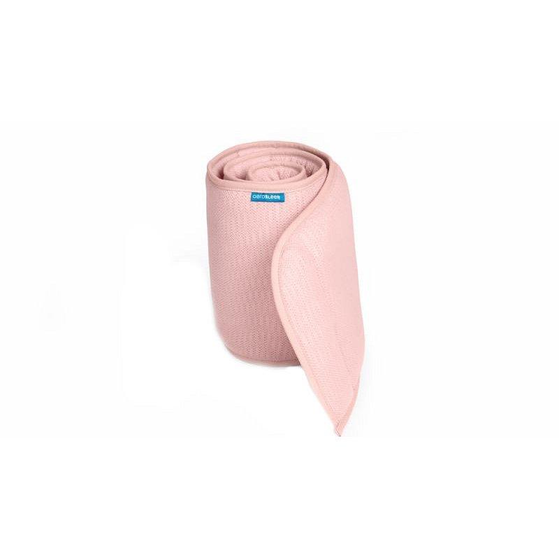 AeroSleep Chránič do postýlky Aero Pink