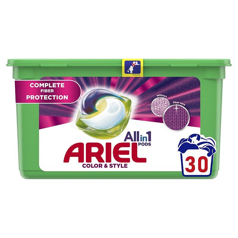 ARIEL Complete kapsle na praní 30 ks