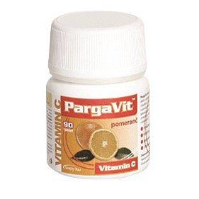 PargaVit Vitamin C pomeranč tablety 90