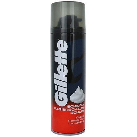 Gillette pěna 300ml Classic