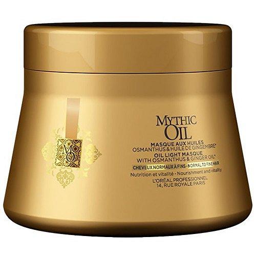 L'Oréal Professionnel vyživující maska pro normální a jemné vlasy Mythic Oil 500 ml
