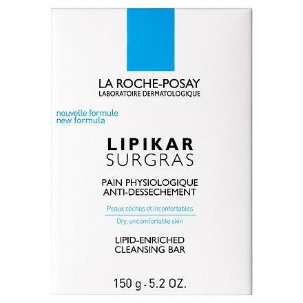 La Roche Lipikar Surgras Fyziol. mýdlo v kostce 150g