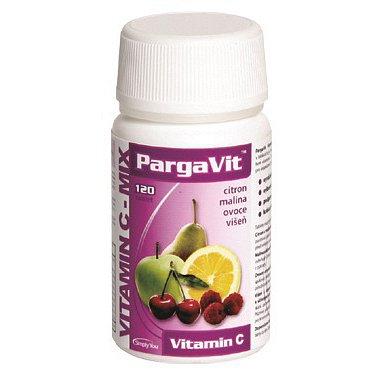 PargaVit Vitamin C Mix Plus tablety 120