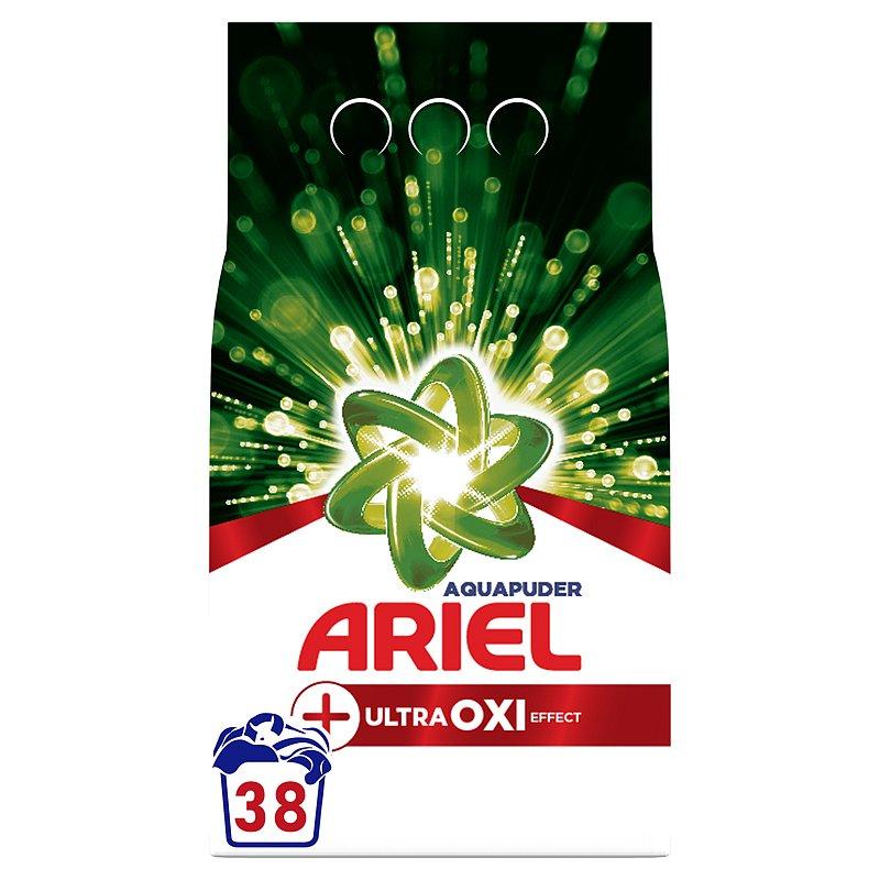 ARIEL AquaPuder OXI Extra hygiene prací prášek 38 pd
