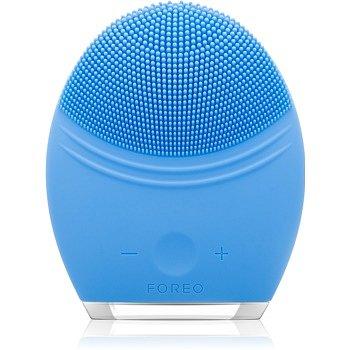 FOREO Luna™ 2 Professional čisticí sonický přístroj s protivráskovým účinkem Aquamarine