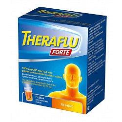 Theraflu Forte horký nápoj 10 sáčků