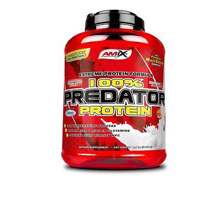 Amix 100% Predator protein banán 2000 g