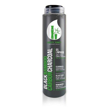 Čisticí gel z černého bambusového uhlí Diet Esthetic 200 ml