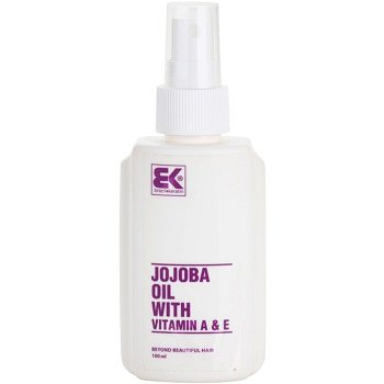 Brazil Keratin Jojoba jojobový olej s vitamínem A a E  100 ml