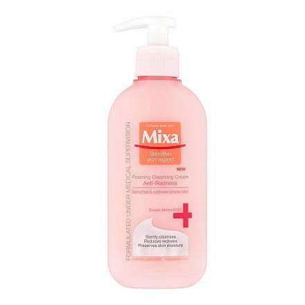 Mixa Anti-Redness jemný čisticí pěnivý gel 200ml
