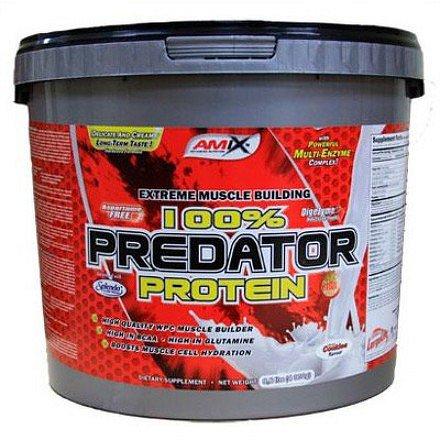 Amix 100% Predator protein jahoda 4000 g