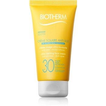 Biotherm Crème Solaire Anti-Âge protivráskový krém na opalování SPF 30  50 ml
