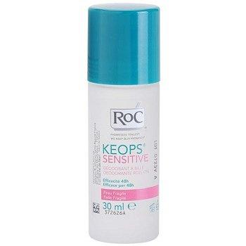 RoC Keops Sensitive deodorant roll-on pro citlivou pokožku 48h  30 ml