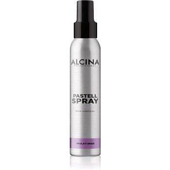 Alcina Pastell Spray tónující sprej na vlasy s okamžitým účinkem odstín Violet-Irise 100 ml
