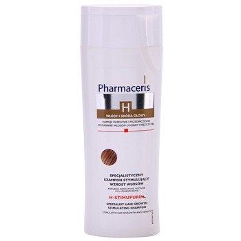Pharmaceris H-Hair and Scalp H-Stimupurin šampon pro podporu růstu vlasů a proti jejich vypadávání 150 ml
