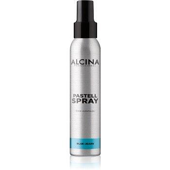 Alcina Pastell Spray tónující sprej na vlasy s okamžitým účinkem odstín Blue-Jeans 100 ml