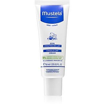 Mustela Bébé krém pro děti na šupiny ve vlasech 40 ml
