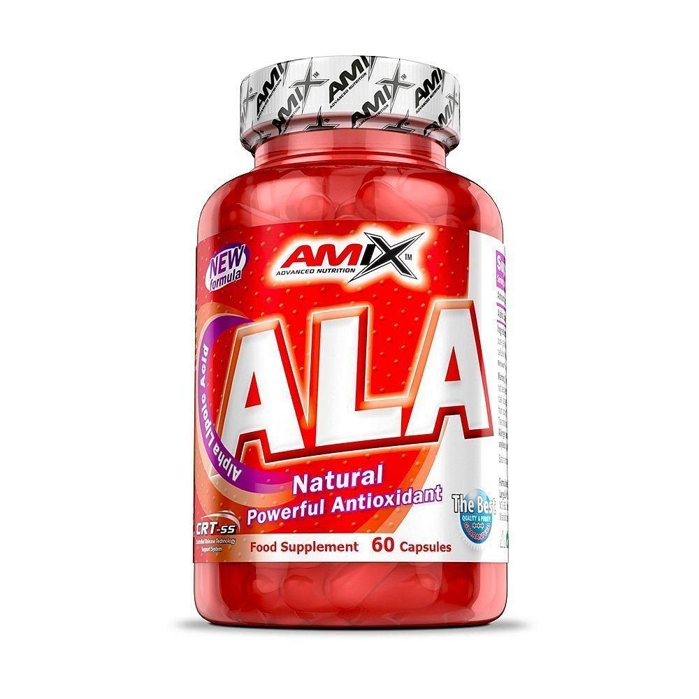 Amix ALA - Alpha Lipoic Acid, 60 kapslí