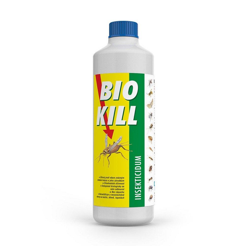 BIOVETA Bio Kill insekticid 200 ml (náhradní náplň)