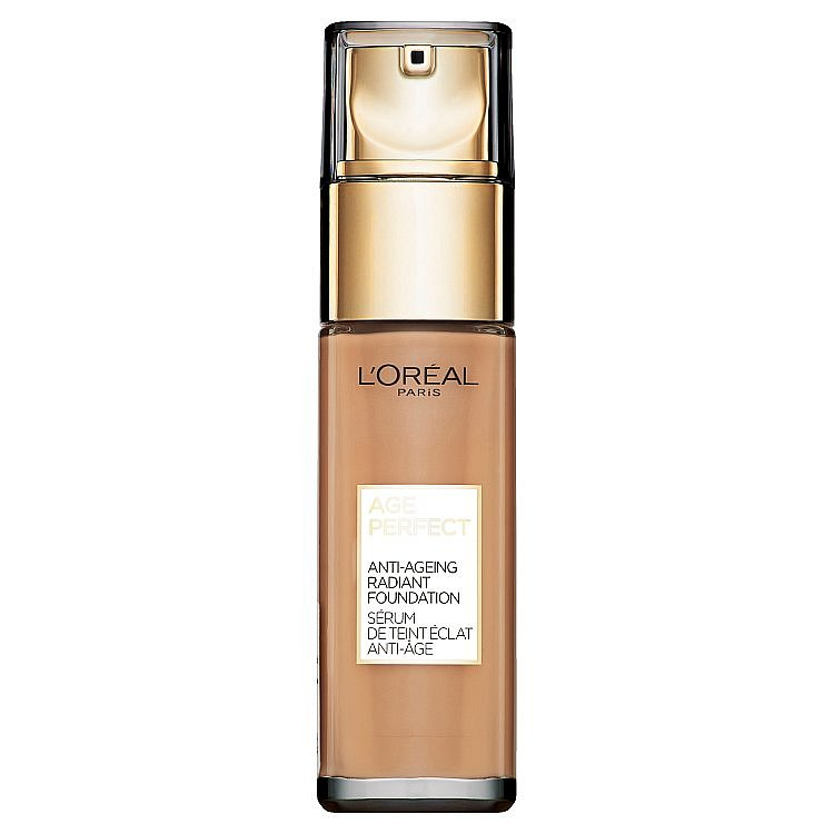 L'Oréal Paris Age Perfect 180 Golden Beige omlazující a rozjasňující make-up 30 ml