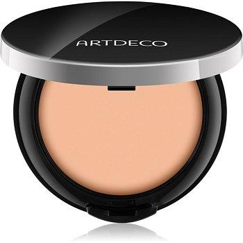 Artdeco Double Finish krémový kompaktní make-up odstín 10 Sheer Sand 9 g